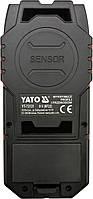 Цифровой детектор скрытой проводки и неоднородностей YATO YT-73131, фото 2