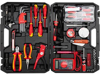 Набор инструментов электрика профессиональный YATO YT-39009