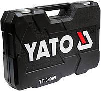 Набор инструментов электрика профессиональный YATO YT-39009, фото 3