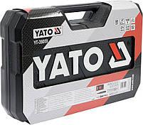 Набор инструментов электрика профессиональный YATO YT-39009, фото 4