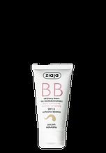 """BB-крем """"натуральный"""" для нормальной кожи,50 мл, BB, Ziaja"""