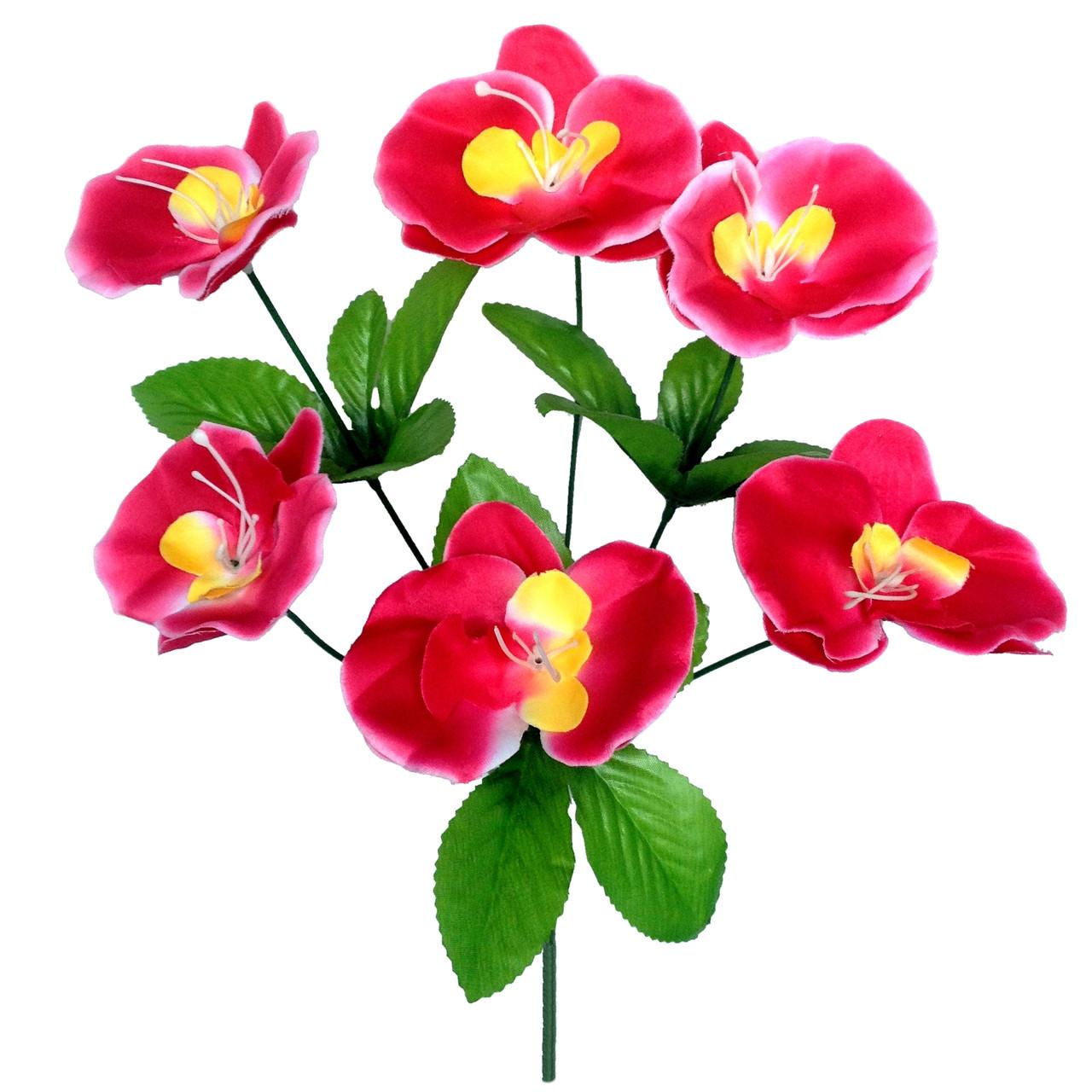 Букет орхидеи , 33см (20шт. в уп)