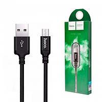 USB кабель  HOCO X14m Black micro-usb