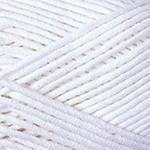 Yarnart Jeans Plus - 01 белий