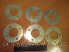 Пластина ТНВД ГАЗ 4301 (6шт.) 542.1029035