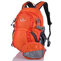 Женский оранжевый рюкзак Onepolar 1525