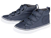Ботинки демисезонные  для мальчика, на липучках, ТМ Pepperts   34р .  UK 2
