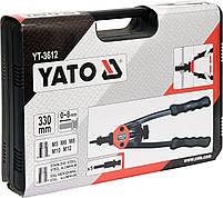 Заклепочник резьбовой YATO YT-3612, фото 4