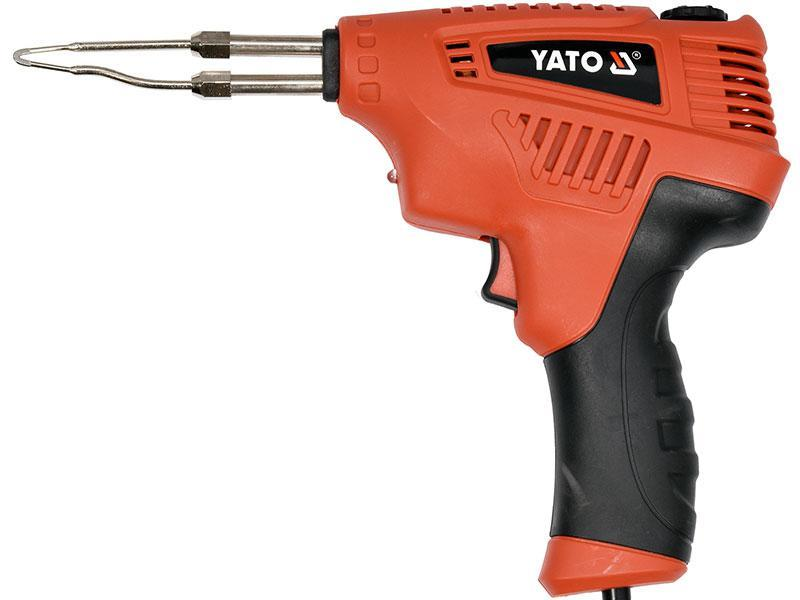 Паяльник импульсный с аксессуарами YATO YT-82451