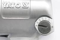 Пневмогайковёрт ударный YATO YT-09511, фото 2