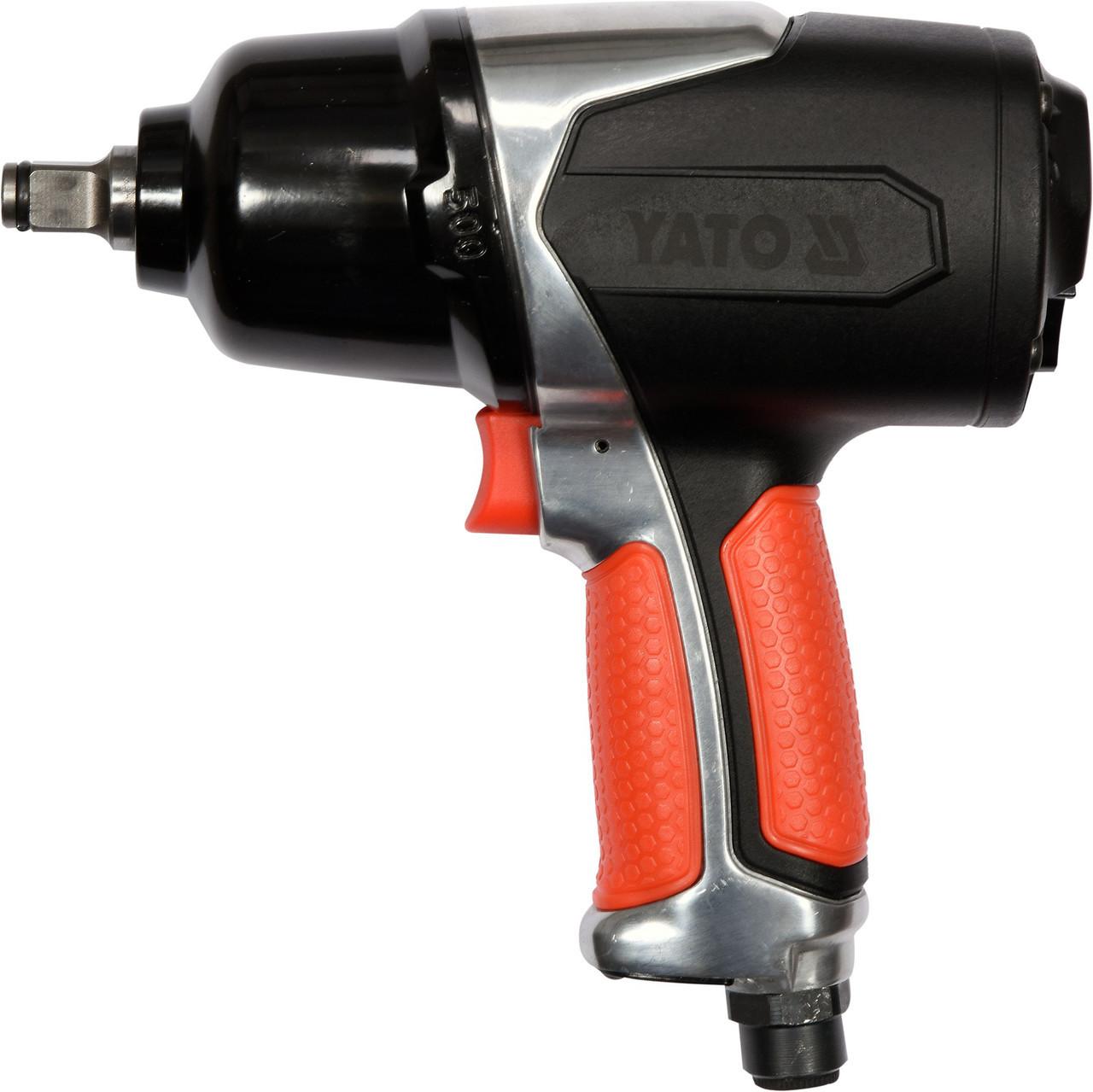 Ударный пневматический гайковерт YATO YT-09524