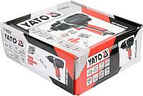 Ударный пневматический гайковерт YATO YT-09524, фото 4