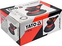 Пневматическая шлифмашинка YATO YT-09740, фото 4