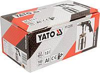 Пескоструйной пистолет YATO YT-2376, фото 3