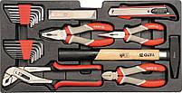 Ящик с инструментами 80 предметов YATO YT-38951, фото 3