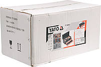 Ящик с инструментами 80 предметов YATO YT-38951, фото 6
