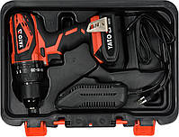 Двухскоростной аккумуляторный ударный шуруповерт YATO YT-82788, фото 4