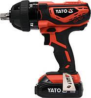 Гайковерт аккумуляторный YATO YT-82804, фото 2