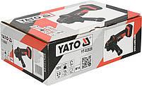 Угловая аккумуляторная шлифмашина YATO YT-82826, фото 3