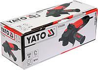 Маленькая профессиональная болгарка YATO YT-82094, фото 3