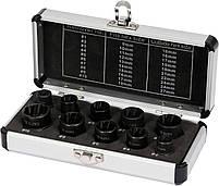 Набор экстракторов для сломанных винтов YATO YT-06031, фото 2