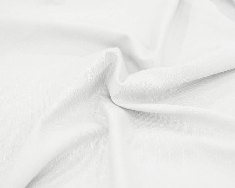 Тканина Тефлон-320 Скатертная Біла 320см Бавовна-65% Туреччина