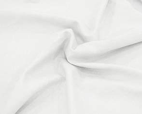 Тканина Тефлон-320 Скатертная Біла 320см Бавовна-65% Туреччина, фото 2