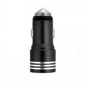 АЗУ 2 USB Металл YZS-01 Black