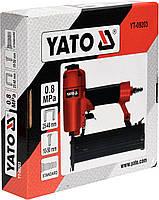 Степлер пневматический для скоб и гвоздей YATO YT-09203, фото 3