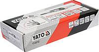 Пневмошлифмашина ленточная 20х520мм YATO YT-09742, фото 3