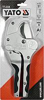 Ножницы для резки пластиковых труб до 51мм YATO YT-2228, фото 4
