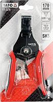 Клещи для обжима и зачистки проводов YATO YT-2278, фото 2