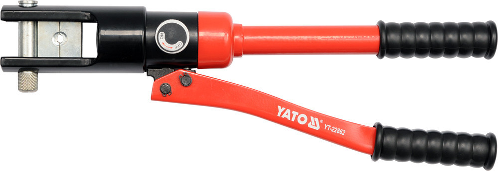 Пресс-клещи гидравлические 470 мм YATO YT-22862
