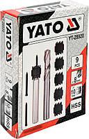 Набор для высверливания точечной сварки YATO YT-28920, фото 5