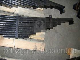 Рессора задняя КАМАЗ 65115, 5322 11-лист. (облегченная из стали ПП) (Чусовая) 5322-2912012-02