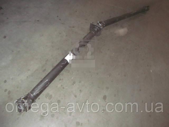 Вал карданний ГАЗ 3307 L=2660 хрест. (53А-2201025-10) (Україна) 3307-2200011