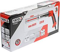 Термонож для пенопласта YATO YT-82190, фото 2