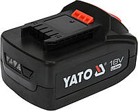 Аккумулятор LI-ION 18V 3Ah YATO YT-82843, фото 2