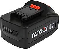 Аккумулятор LI-ION 18V 4Ah YATO YT-82844, фото 2