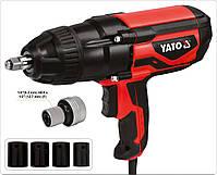 Гайковерт ударный электрический YATO YT-82021, фото 7