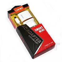 Автомобильная зарядка DL-AC50 USB Home charger 1A+cable micro, LDNIO