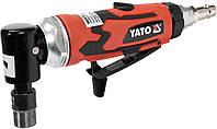 Шлифмашина угловая пневматическая YATO YT-09676, фото 2