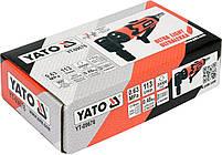 Шлифмашина угловая пневматическая YATO YT-09676, фото 3