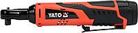 Трещотка ударная аккумуляторная YATO YT-82902, фото 2