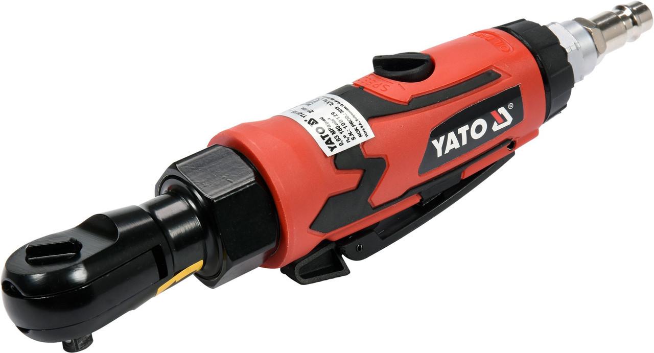 Трещотка пневматическая YATO YT-09795