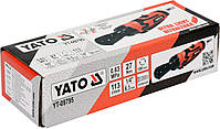 Трещотка пневматическая YATO YT-09795, фото 3