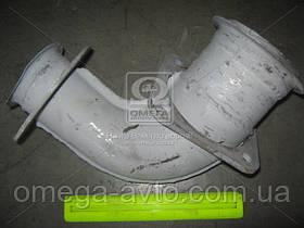 Патрубок приемный КАМАЗ левый длинный  (Россия) 54115-1203010-50
