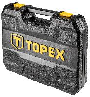 """Набор инструментов TOPEX 38D852 1/2"""", 1/4"""" и 3/8"""", 219 предметов, фото 3"""