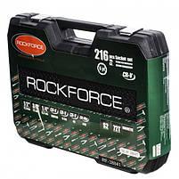 Набор инструментов 216 пред. ROCK FORCE RF-38841, фото 5
