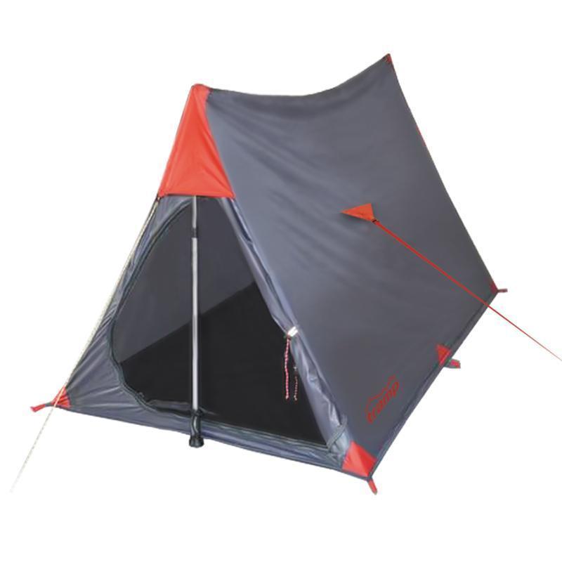 Двомісна Палатка туристична Tramp Sputnik TRT-047.08 Сірий (iz00053)